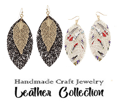 Leather Jewelry Collection
