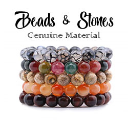 beads and stones Collection