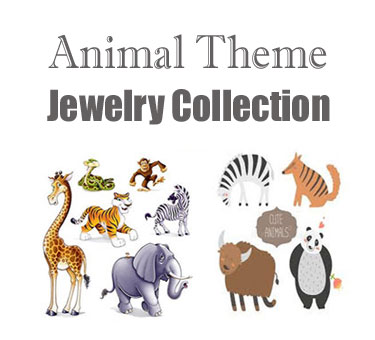 Animal Theme Jewelry Collection