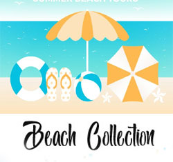 Beach Jewelry Collection
