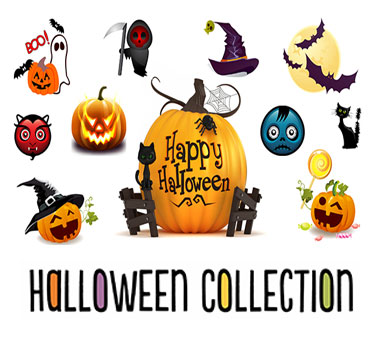 Halloween Jewelry Collection