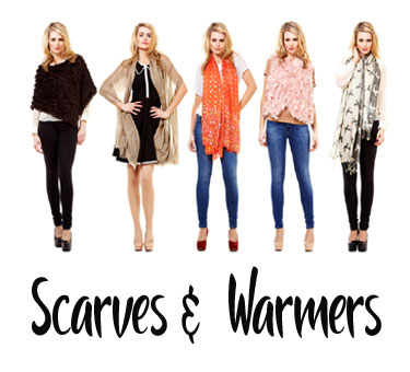 Wholesale Scarf Collection