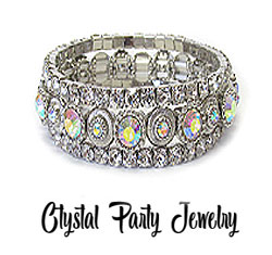 Crystal Party Jewelry Collection