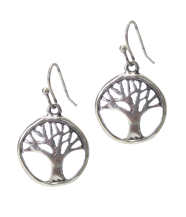 TREE OF LIFE EARRING
