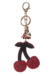 CHERRY KEY CHAIN