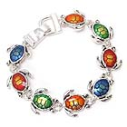 SEALIFE THEME MAGNETIC BRACELET - SEA TURTLE