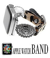 APPLE WATCH INTERCHANGABLE BAND - ANIMAL PRINT - APPLE WATCH NOT INCLUDED