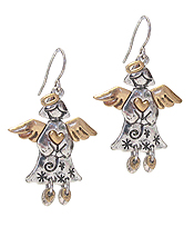 ANGEL EARRING - CHRISTMAS THEME