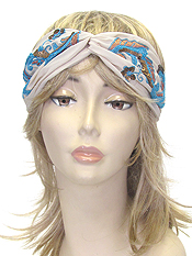 SEQUIN TURBAN HEADWRAP