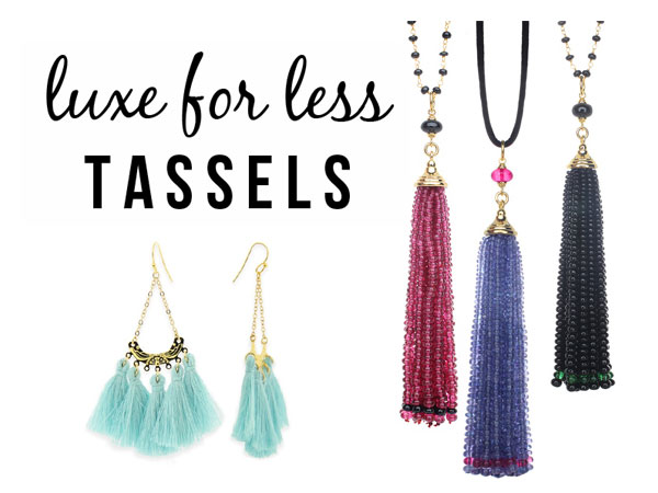 Wholesale Tassel Jewelry