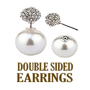Wholesale Double Sided Earrings