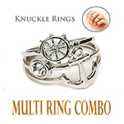 Wholesale Stackable Ring Combo