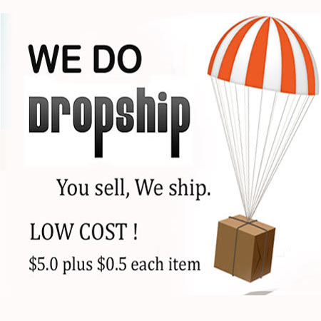 Wholesale jewelry drop shipping
