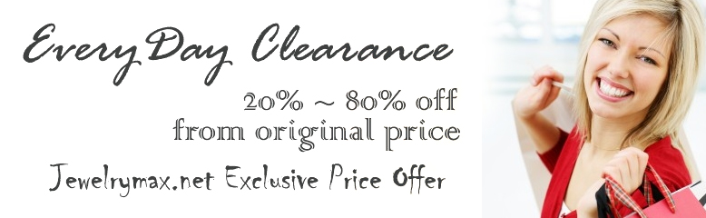 Wholesale clearnace jewelry