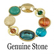 Wholesale Genuine Stone jewelry