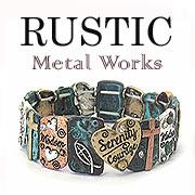 Vintage Rustic Metal
