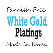 Wholesale white gold Jewelry