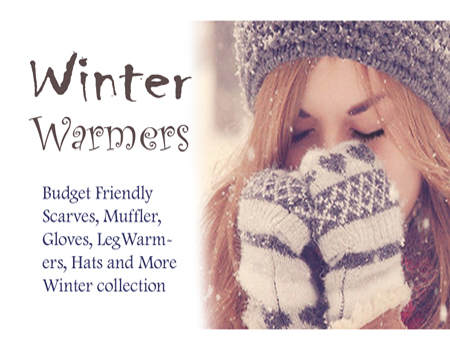 Wholesale Winter fashion accessories