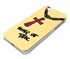 CROSS THEME NONE OF TAK.THEME CELLPHONE CASE -HARD CASE FOR IPHONE 5