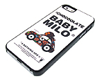 BABY MILO ON CAR THEME BY BATHING APE HARD CASE FOR CELL PHONE CASE - HARD CASE FOR IPHONE 5