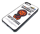BABY MILO AND POP UP STORE THEME BY BATHING APE HARD CASE FOR CELL PHONE CASE - HARD CASE FOR IPHONE 5