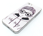 THE BOY THEME ON HARD CASE FOR CELL PHONE CASE - HARD CASE FOR IPHONE 5