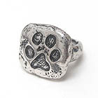 VINTAGE STYLE ANTIQUE PAW STRETCH RING