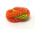 COLOR METAL CHAIN INTERLINK RING
