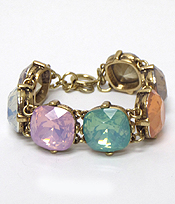 CATHERINE POPESCO iNSPIRED OPAL CRYSTALS LINKED BRACELET?