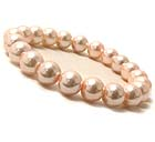 GLASS PEARL STRETCH BRACELET