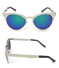 MAXIMUM UV 400 PROTECTION MIRROR SUNGLASSES