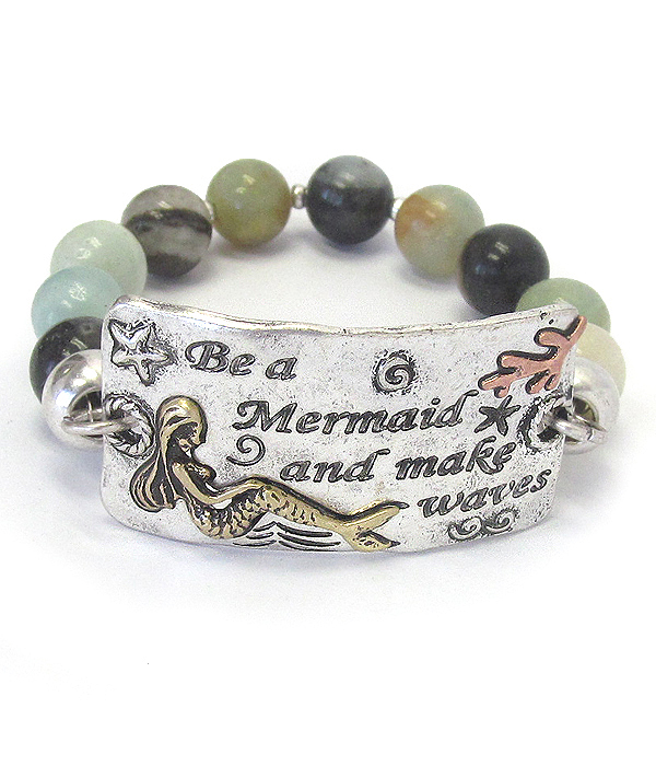 MERMAID STRETCH BRACELET
