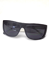 ARCHED SHAPE ACRYLIC FRAME SUNGLASSES -UV PROTECTION
