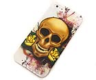 TATTOO SKULL SKELETON PICTURE THEME CARD CELLPHONE CASE-HARD CASE FOR IPHONE 5