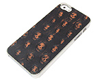 HARD CASE  WITH HEAD SKULLS ON BACK CELLPHONE CASE -HARD CASE FOR IPHONE 5