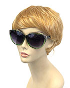 ROUND ACRYLIC SUNGLASSES-UV PROTECTION