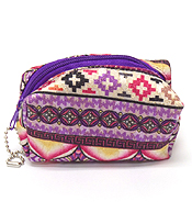 TRIBAL STYLE DESIGN COIN PURSE
