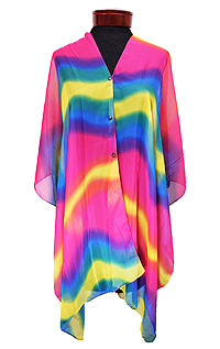 AURORA MULTIWAY BEACH PONCHO COVER UP