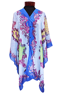 PANBOR MULTIWAY BEACH PONCHO COVER UP