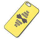 TIE SVEN DRESS THEME CELLPHONE CASE - HARD CASE FOR IPHONE 5