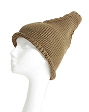 KNIT ELF WINTER HAT