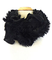SOFT IMITATION FUR SCARF