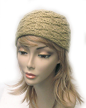 KNIT THICK HEADWRAP